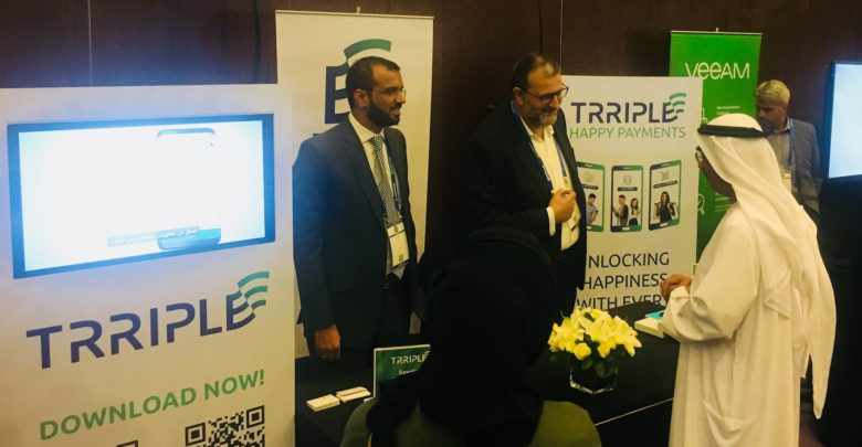 Trriple Shows FinTech Solutions at Arab Future Cities Summit