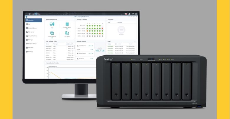 Synology U2019s Drive And Active Backup Suite Can Help You Optimally Backup Your Data With Ease